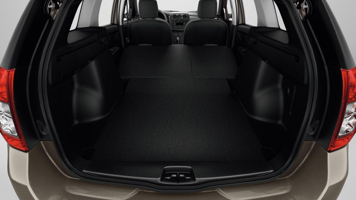 Dacia Logan MCV 2016 bagaj