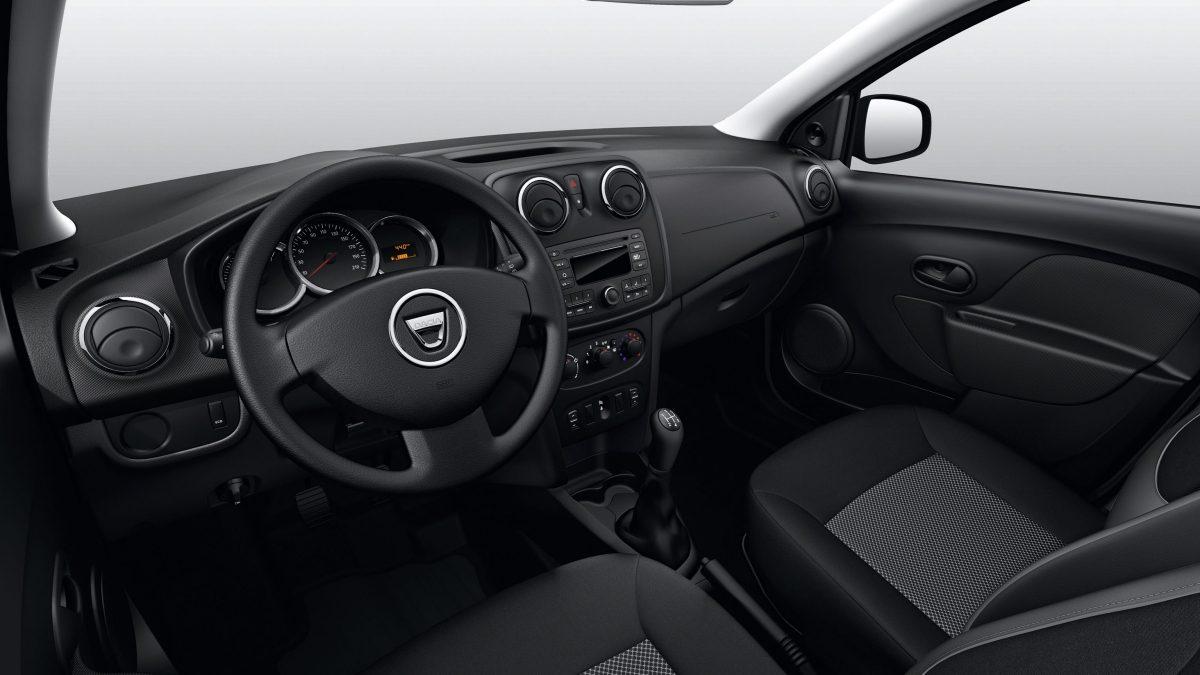Dacia Logan MCV 2016 iç