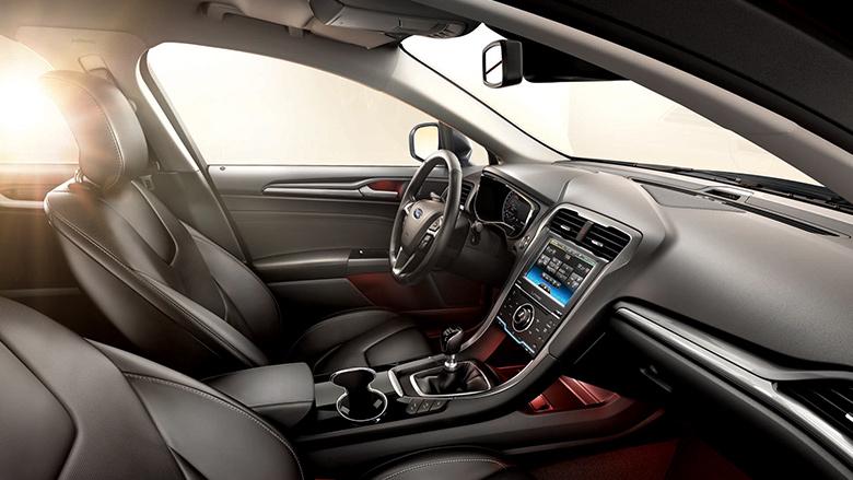 Ford Mondeo 2016 iç