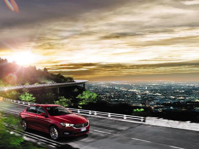Fiat 2016 Egea sürüş dinamikleri