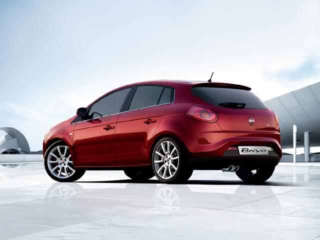 Fiat Bravo sürüş dinamikleri