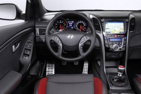Hyundai i30 iç tasarımı