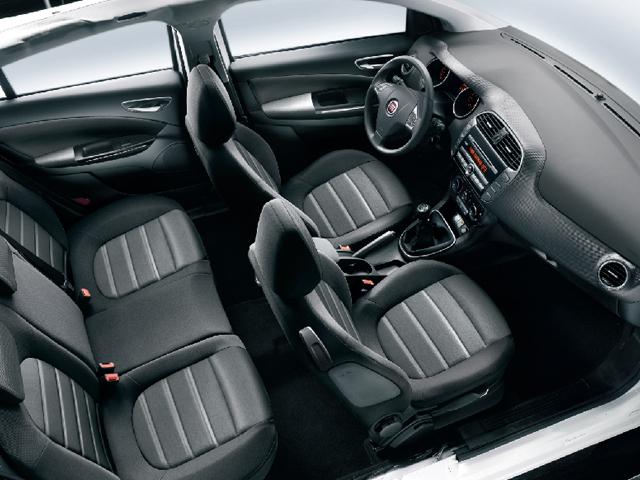Fiat Bravo iç tasarımı