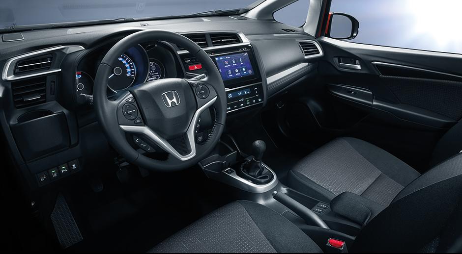 Honda Jazz iç