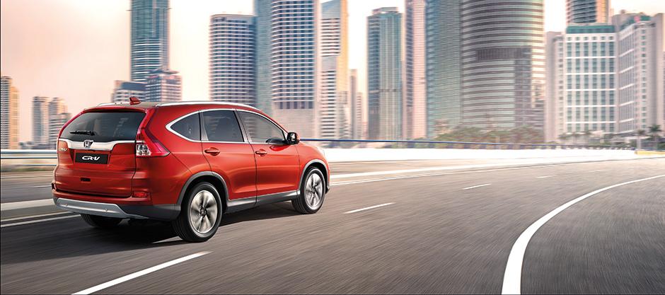 Honda CR-V arka