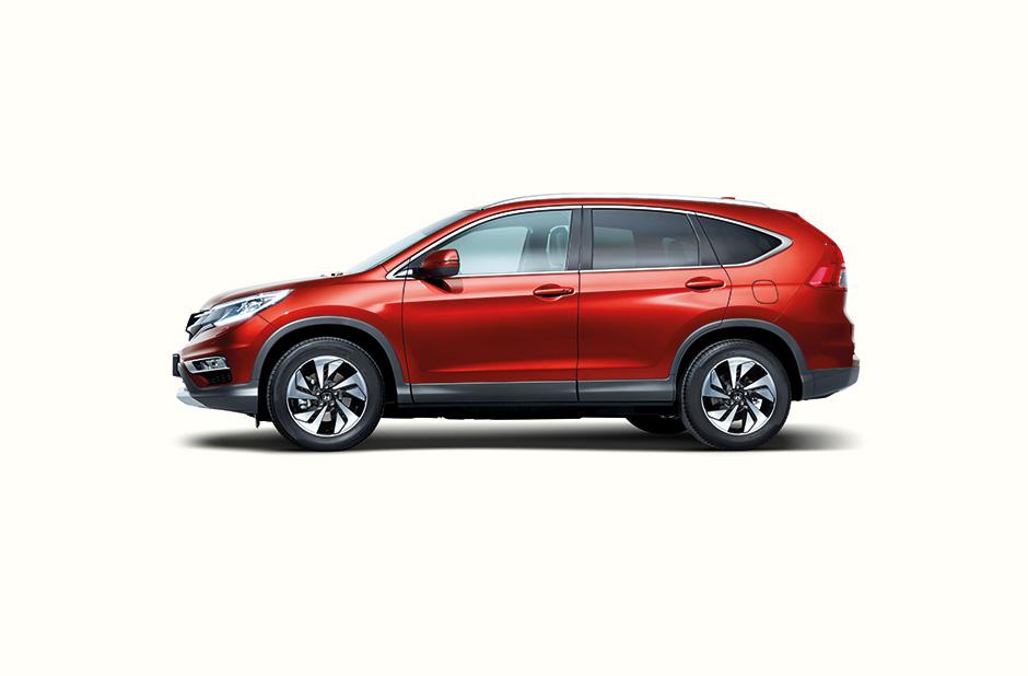 Honda CR-V yan