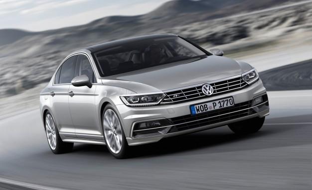 Volkswagen Passat teknik özellikleri