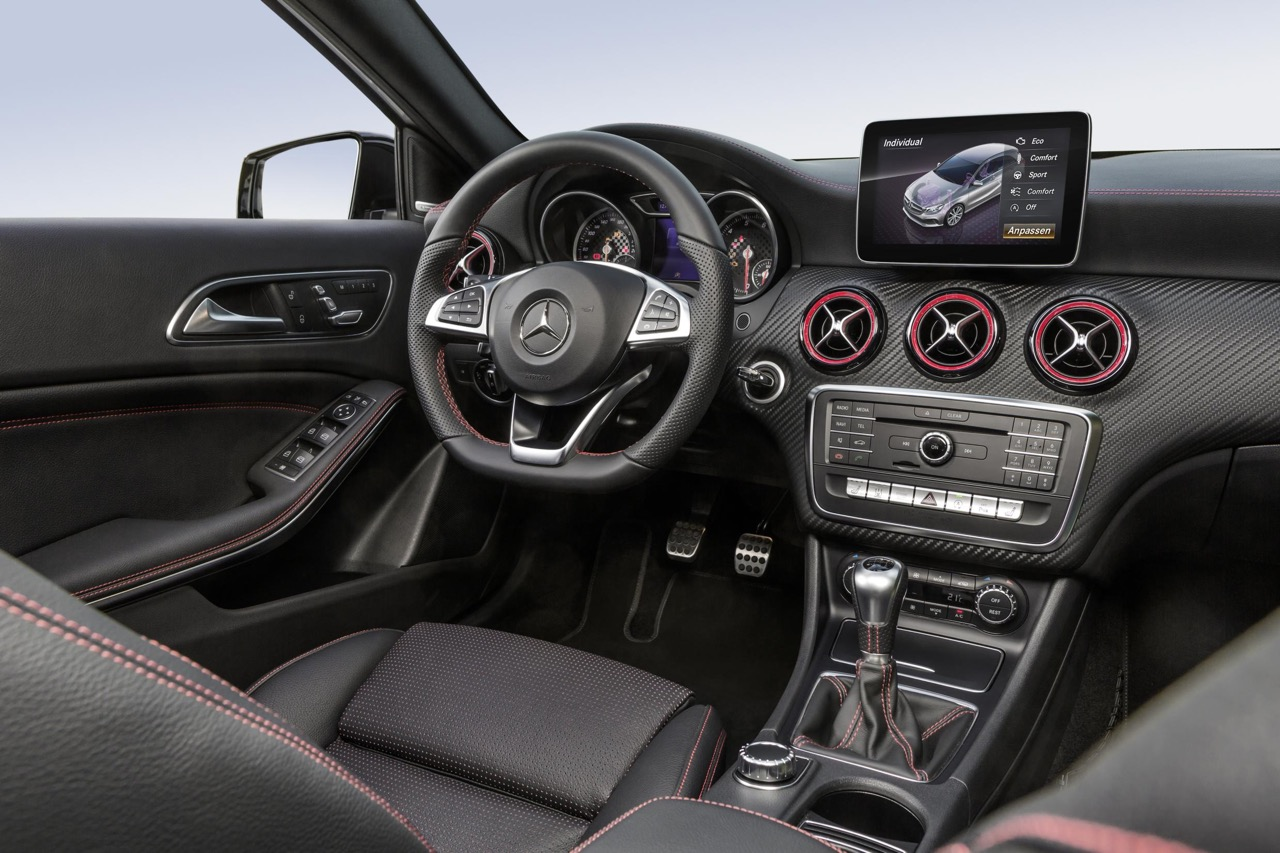 2016-mercedes-a-class-amg-line-facelift-interior-revealed-press-image