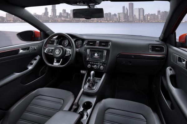Volkswagen Jetta iç tasarım