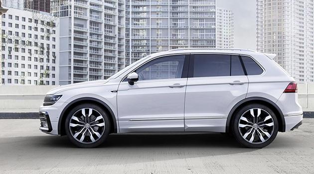 Volkswagen Yeni Tiguan teknik özellikleri