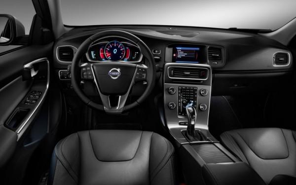 Volvo S60 iç tasarım