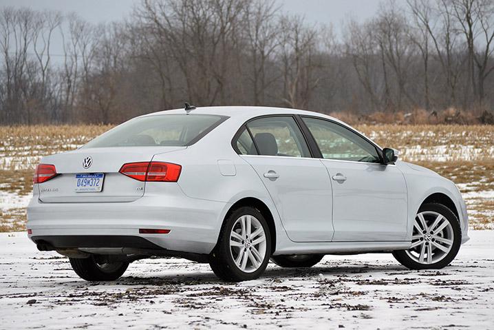 Volkswagen Jetta teknik özelikleri