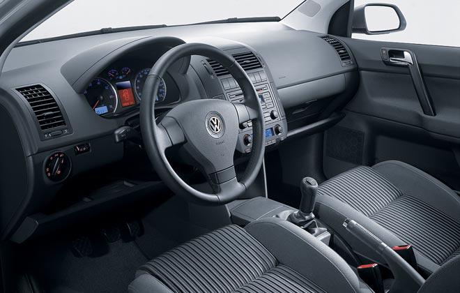 Volkswagen Polo iç tasarım