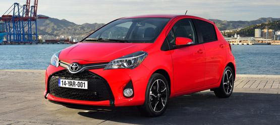 Toyota Yaris teknik özellik