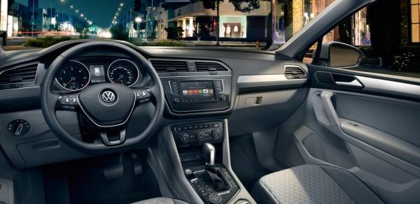 Volkswagen Yeni Tiguan iç tasarım