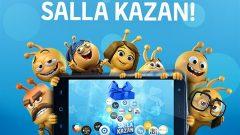 Turkcell 4.5G Salla Kazan Bedava İnternet Kampanyası