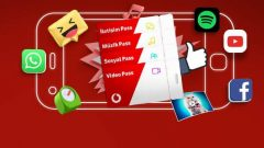 Vodafone Pass Faturalı Kampanyası