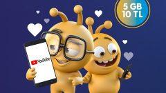Turkcell 5 GB Instagram Paketi Kampanyası