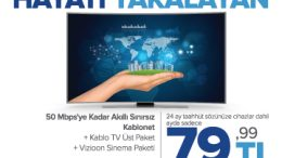 Kablonet 2019 – Hayatı Yakalayan Kampanya