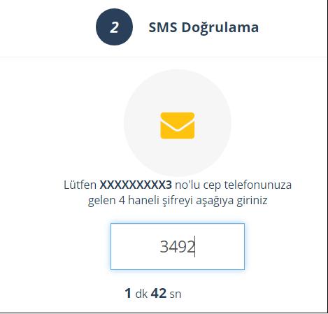 ininal sms
